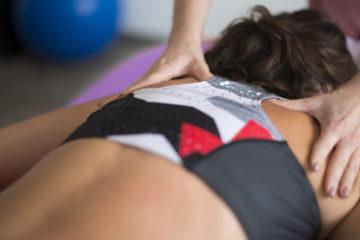 Rekondiční antistresová masáž