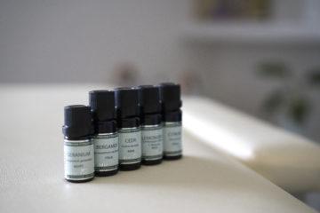Aromaterapeutická relaxační masáž