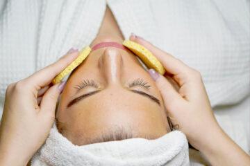 Antistresová masáž s manuálním liftingem obličeje