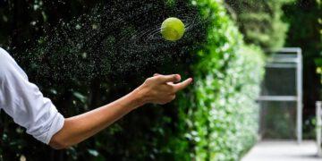 Tenisový loket se dá vyrobit i bez tenisu 🎾